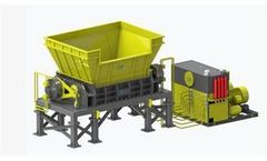 Huanchuang - Model MSW - Hook Shredder