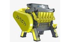Huanchuang - High speed Pulverizer/Granulator