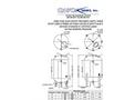 Non-Code Water Treatment Pressure Vessel Brochure