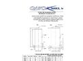 ASME Code Water Treatment Pressure Vessel Brochure
