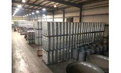 Galvanized Hydropneumatic Tanks