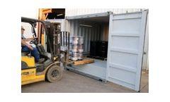 Hazardous Material Containers