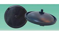 Dual Membrane Diffuser with Non-Return Valve