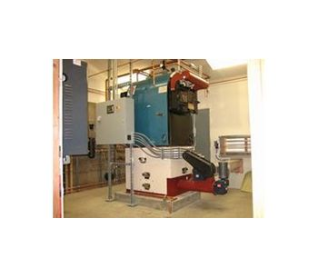Under Feed Stroker Boiler or Thermal Fluid Systems