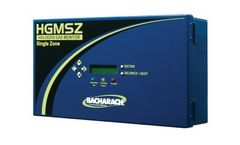 Single-Zone Refrigerant Leak Monitor