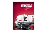 Eagle - Waterless Dust Control Sweeper Brochure