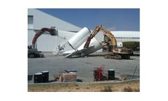 Airframe Demolition and Recycling Service