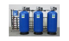 PCA - Water Softener System