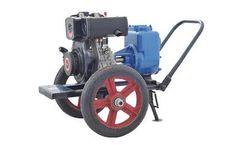 Eifel - Model EJM Series - Diesel Self-Priming Sewage Pump Set