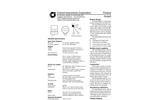 SmartMaxII Monitor - Specifications (PDF 27 KB)