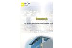 Odour Reduction - Ecoscrub Scrubber Brochure