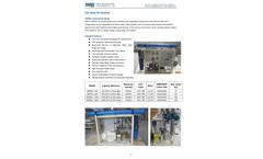 Martin - Model SWROL Series - Sea Water RO Systems Brochure