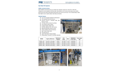 Martin - Model SWRO Series - Sea Water RO Systems Brochure