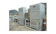 FB Procédés - Model Type XG - Bar Screen for Flows up to 20,000 m3/h