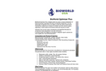 Wastewater Treatment for Industrial Operations - Optimizer Plus Spec Sheet