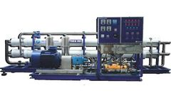 Model SW-RE y SW-TR  - Reverse Osmosis Water Purification Systems