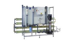 HERCO - Model 600 - 12,000l/h (UO ND) - Industrial Reverse Osmosis Systems