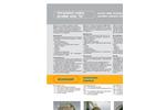 Model DL - Static Decanter Brochure