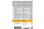 Model D - Static Decanter Brochure