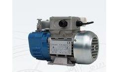 Sjerp - Model MINICOMP - Rotary Vane Pumps