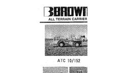 Model 20/250 - Terrain Carriers- Brochure