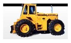 Brown Bear - Model 300 - Hydrostatic Tractor