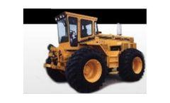 Brown Bear - Model 400 - Hydrostatic Tractor