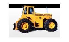Brown Bear - Model 200 - Hydrostatic Tractor
