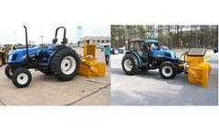 Model HYDPTO24 - Farm Tractor Composter