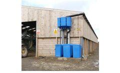 Hydromentum - Rainwater Harvesting and Transfer System