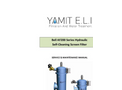Yamit - Model AF-200 - Automatic Hydraulic Suction Scanner Filters - Manual