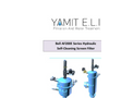 Yamit - Model AF-200E - Automatic Electric Suction Scanner Filters - Manual