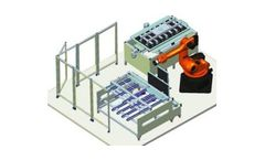 Model FA200AR - Automatic Framing Station