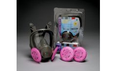 3M - Model 68097 - Mold Remediation Respirator Kit - Medium 2 Kits EA/Case
