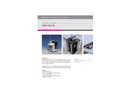 VEGO - Model BLO 01 - Compact Handling Loading Systems Datasheet