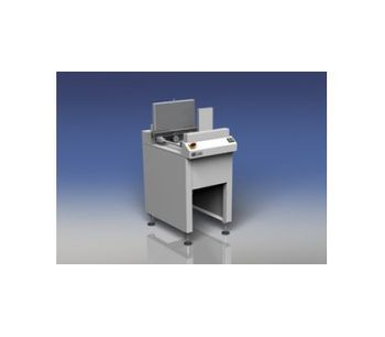 VEGO - Model BDS 01 - Compact Handling Loading Systems