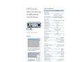 Model ETA-TCM-R - Inline Monitoring System Brochure