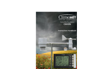Model CM2000 - Professional Weather Station Datasheet