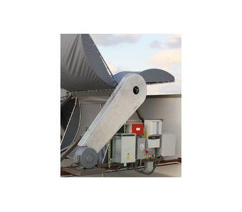 BTI - Rooftop Turbine System