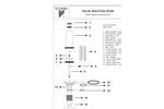 Model HM-SV - Excessive Flow Valve Brochure