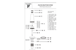 Model HM-QP - Flow Control Valve Brochure