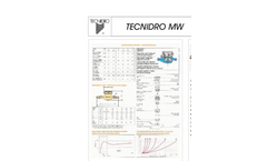 MW Multi Jet, Dry Dial, Direct Reading Water Meter - Brochure