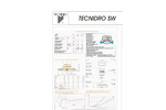 SW Single Jet, Dry Dial, Direct Reading Water Meter - Brochure