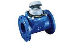 Model AW - Horizontal Woltmann Water Meter