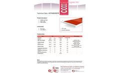 Hi-Bond - Model VST 6064 WFR - Flame Retardant Strong Acrylic Foam Tapes Brochure