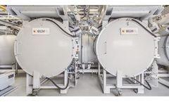ECM ICBP - Model FLEX - Multi Chamber Vacuum Carburizing Furnace