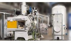 ICBP - Model Duo - Vacuum Oil and Gas Quenching Furnace - With 2 Chambers