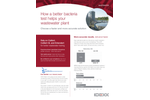 How a Better Bacteria Test Helps Your Wastewater Plant - Brochure