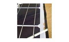 NovoVellum - Model HFW01 - Solar Panels