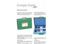 Energy Check junior - Energy Measuring Devices Brochure